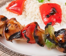 Spicy Chicken Kabobs