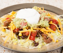 Homemade Taco Salad