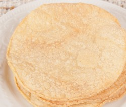 oven fried tortillas for tostadas